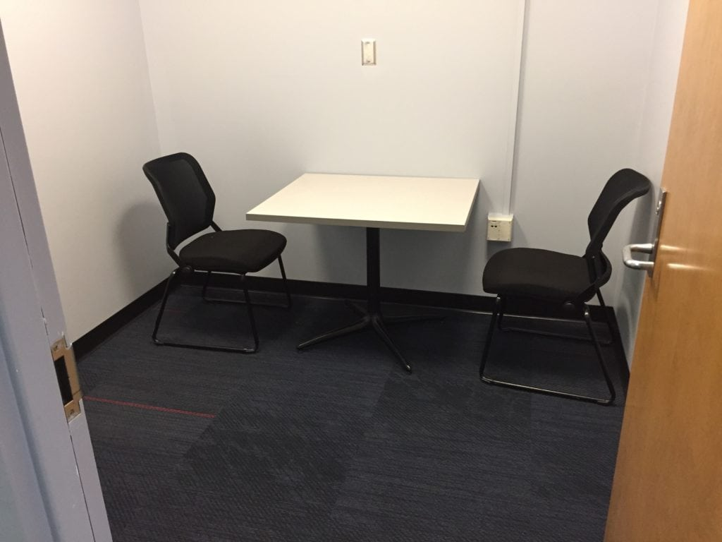 Interview Rooms
