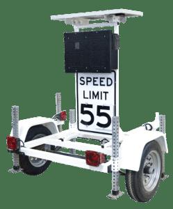 lightweight radar trailer